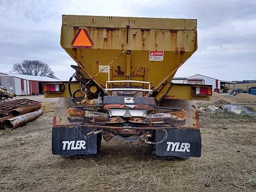 Tyler 4330 Spreader
