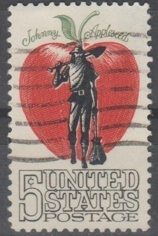 [US1317] United States: Sc. no. 1317 (1966) Used Single