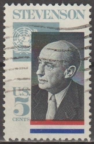 [US1275] United States: Sc. no. 1275 (1965) Used Single