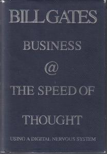 BUSINESS @ THE SPEED OF THOUGHT HB w/ DJ by Bill Gates :: FREE Shipping
