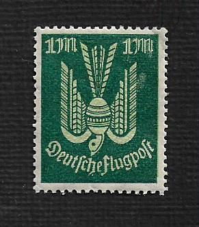 German MNH #C8 Catalog Value $.55