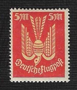 German MNH #C11 Catalog Value $5.71