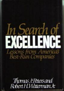 In Search of EXCELLENCE :: FREE Shipping