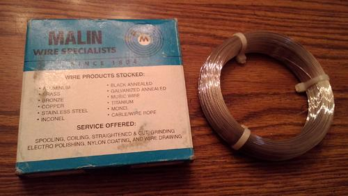 Lots of One Pound: Malin Stainless Steel Wire :: FREE Shipping