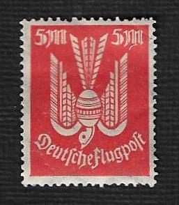 German MNH #C15 Catalog Value $.38