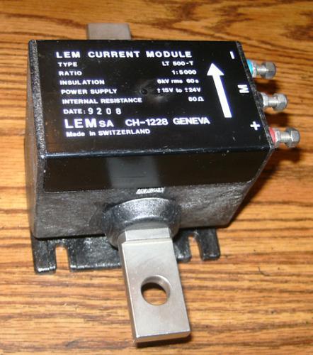LEM LT 500-T Current Module :: FREE Shipping