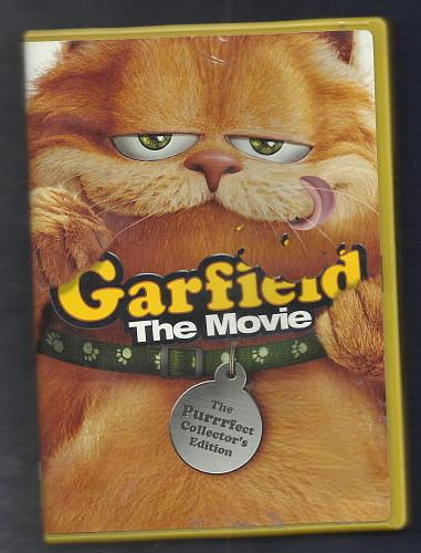 Garfield the Movie (2006 DVD 2-Disc Set) The Purrrfect Collector Ed- Hilarious!