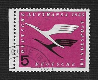 German Used #C61 Catalog Value $.75