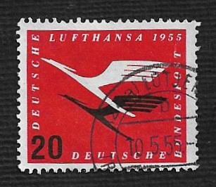 German Used #C64 Catalog Value $5.75