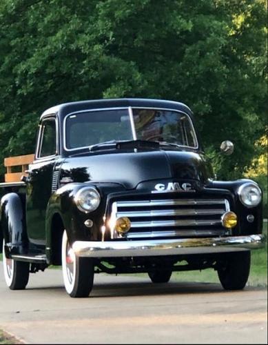 1950 GMC 3100 5 - Window Pickup
