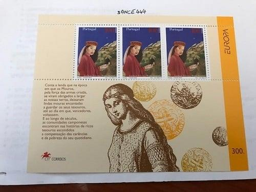 Portugal Europa s/s 1997 mnh