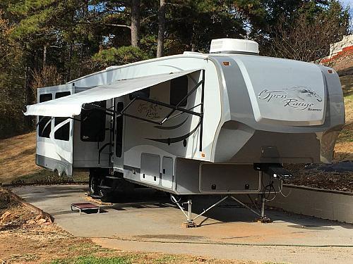 2013 Open Range Roamer 357RES For Sale in Dandridge, Tennessee 37725