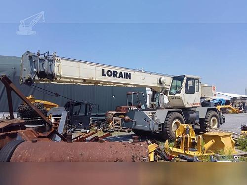 1998 Terex RT230E Rough Terrain Crane