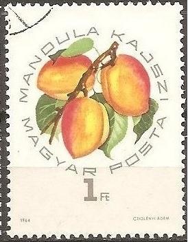 [HU1609] Hungary Sc. no. 1609 (1964) CTO