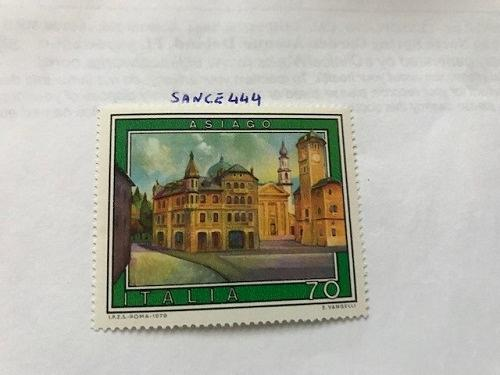 Italy Tourism Asiago 1979 mnh stamps