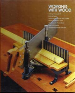 WORKING WITH WOOD HB :: FREE Shipping