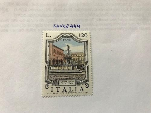Italy Tourism Fano 1978 mnh stamps