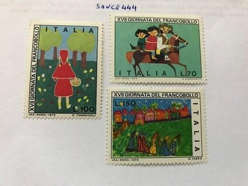 Italy Stamp Day mnh 1975 stamps