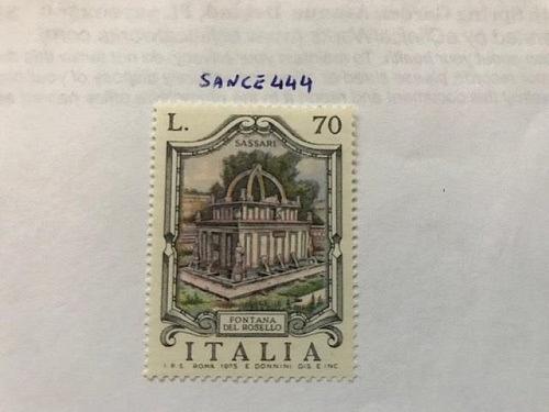 Italy Tourism Sassari mnh 1975 stamps