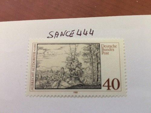 Germany Albrecht Altdorfer Painting mnh 1980 stamps