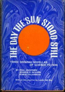 THE DAY THE SUN STOOD STILL :: 1972 HB w/ DJ :: FREE Shipping