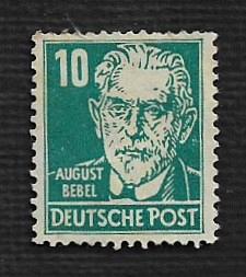 Germany Hinged ng Scott #10N32 Catalog Value $.25