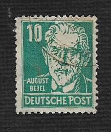 Germany Used Scott #10N32 Catalog Value $1.00