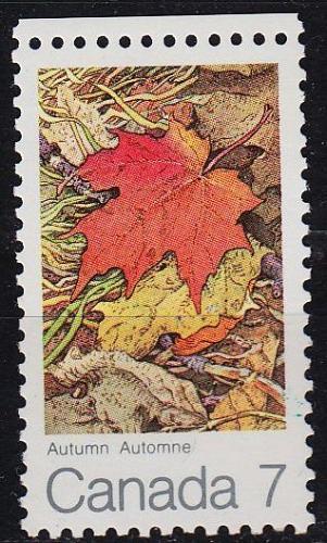 KANADA CANADA [1971] MiNr 0487 ( **/mnh ) Pflanzen