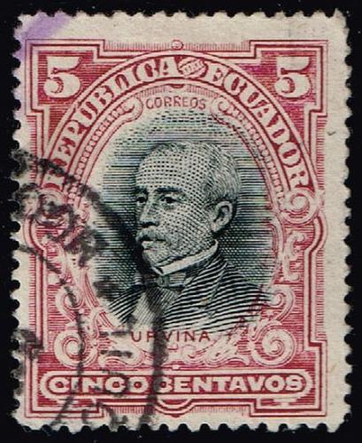 Ecuador **U-Pick** Stamp Stop Box #155 Item 53  USS155-53XRS