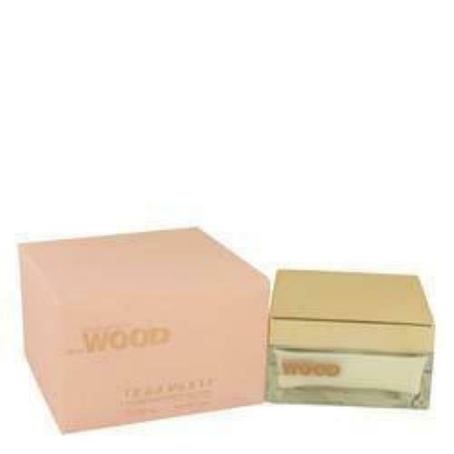 She Wood Body Cream By Dsquared2