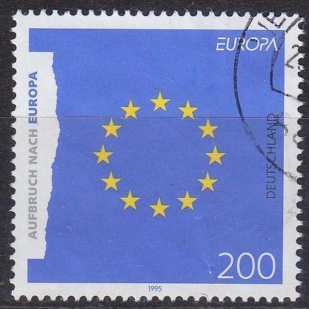 GERMANY BUND [1995] MiNr 1791 ( O/used ) CEPT