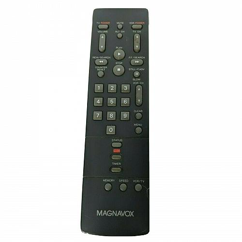 Genuine Magnavox TV VCR Remote Control PEAC0115 Tested Works