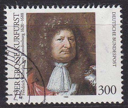 GERMANY BUND [1995] MiNr 1781 ( O/used )
