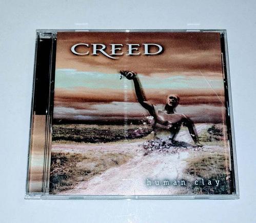 Creed Human Clay Compact Disc
