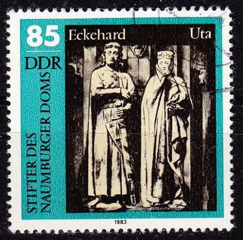 GERMANY DDR [1983] MiNr 2811 ( OO/used )