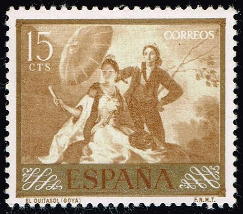 Spain **U-Pick** Stamp Stop Box #154 Item 06  USS154-06
