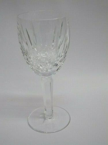 Waterford crystal Kildare wine glass Signed