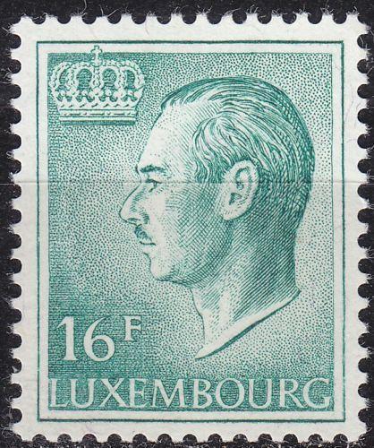 LUXEMBURG LUXEMBOURG [1982] MiNr 1051 ya ( **/mnh ) CEPT