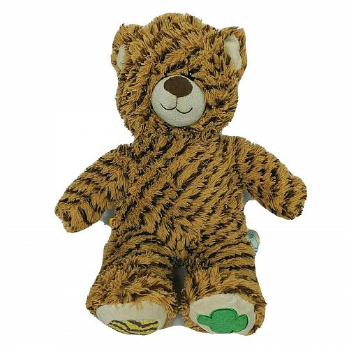 "Build A Bear Girl Scout Samoa Cookie Bear Plush BAB Stuffed Animal Retired 16"""