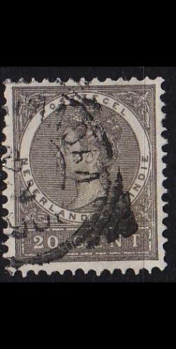 NIEDERLANDE NETHERLANDS Indien [1902] MiNr 0049 ( O/used )