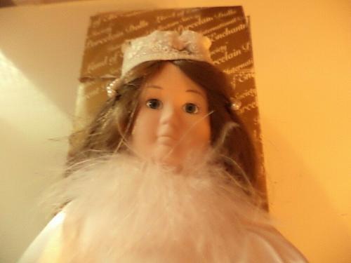International Collectors Society Land Of Enchantment Porcelain Dolls