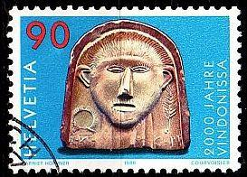 SCHWEIZ SWITZERLAND [1986] MiNr 1311 ( O/used ) Kunst