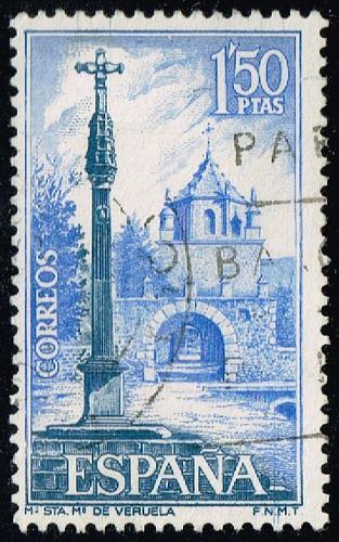 Spain **U-Pick** Stamp Stop Box #158 Item 20  USS158-20