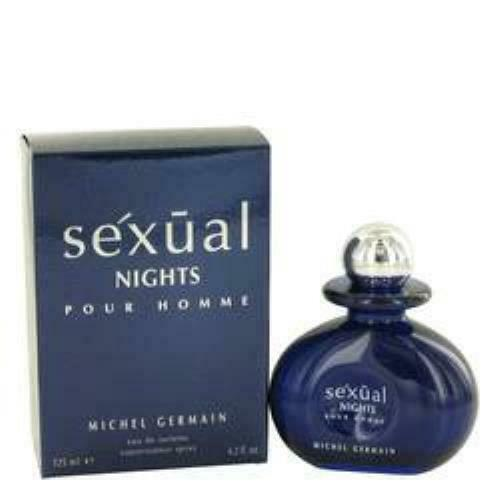 Sexual Nights Eau De Toilette Spray By Michel Germain