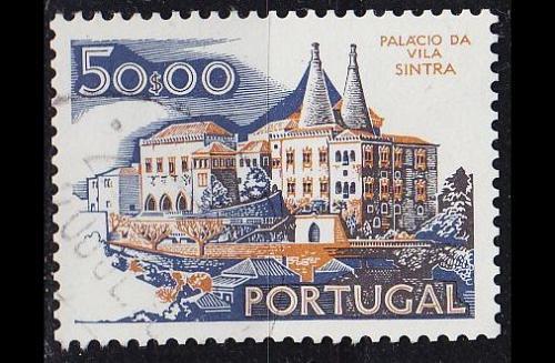 PORTUGAL [1972] MiNr 1158 II ( O/used ) CTT 1973