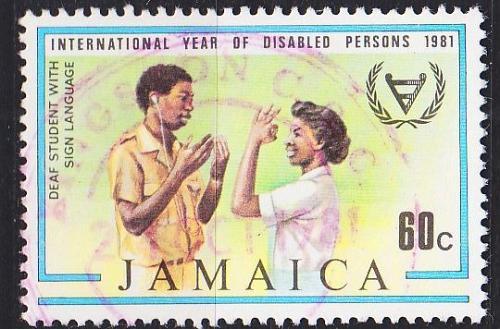 JAMAIKA JAMAICA [1981] MiNr 0510 ( O/used )