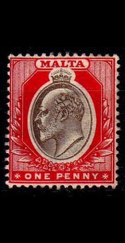 MALTA [1903] MiNr 0018 ( oG/no gum )