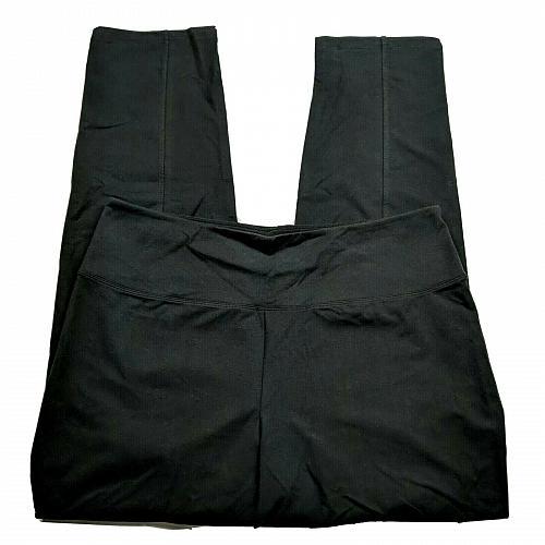 NWT Women with Control Regular Tummy Control Tushy Lifter Slim-Leg Pants Lg