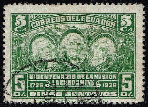 Ecuador **U-Pick** Stamp Stop Box #155 Item 69 |USS155-69XRS