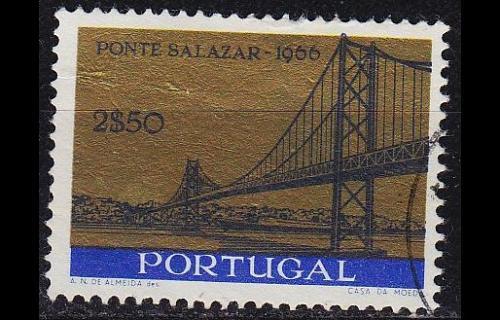 PORTUGAL [1966] MiNr 1009 ( O/used )